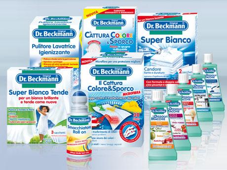 Pulitore Lavatrice Igienizzante Dr. Beckmann: guida alluso! : Dr ...