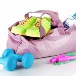 La borsa dello sport: 5 regole per un bucato bianco splendente