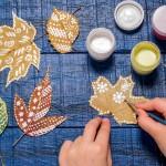 Decorazioni fai-da-te per la casa: 6 lavoretti con le foglie d'autunno!