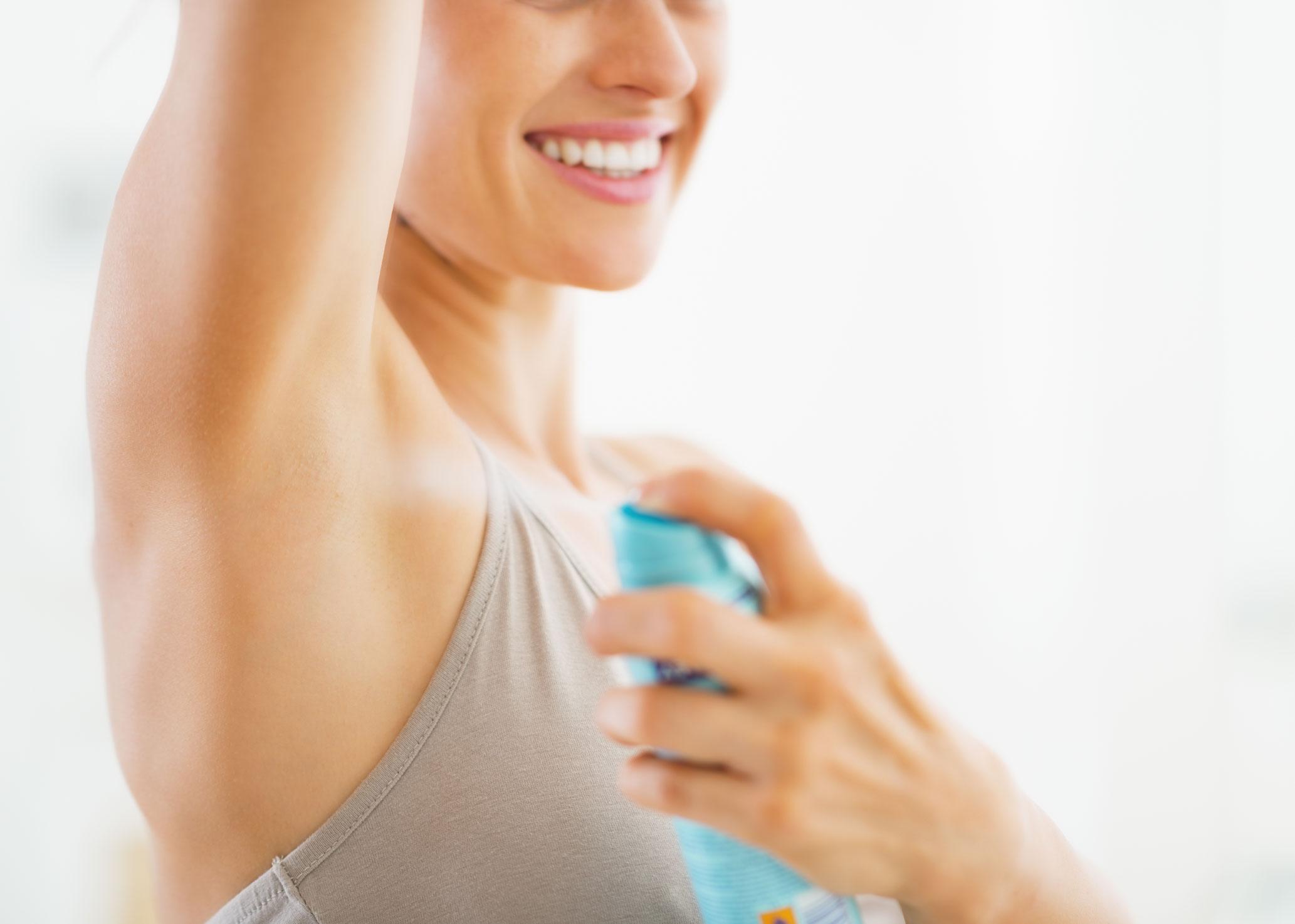 scegliere il deodorante