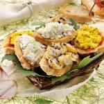 Bruschette di pesce: vongole, sogliola e granchio, la ricetta sprint per l'estate!