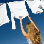 Come stendere i panni: tutti i trucchi per non stirare!