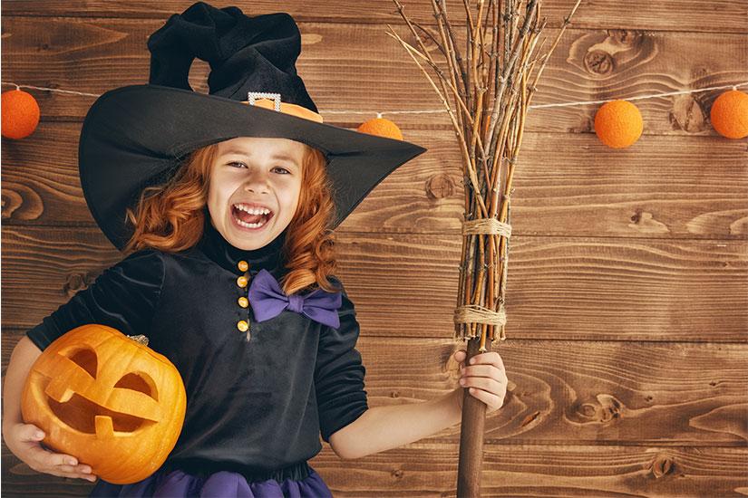 costumi di Halloween per bambine