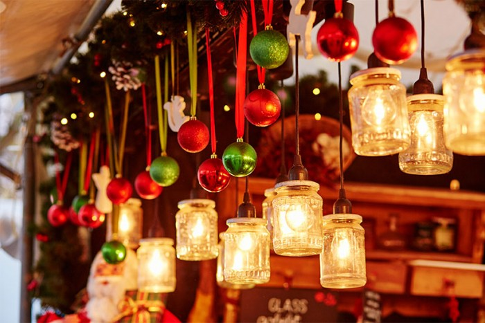 lanterne dei mercatini di natale