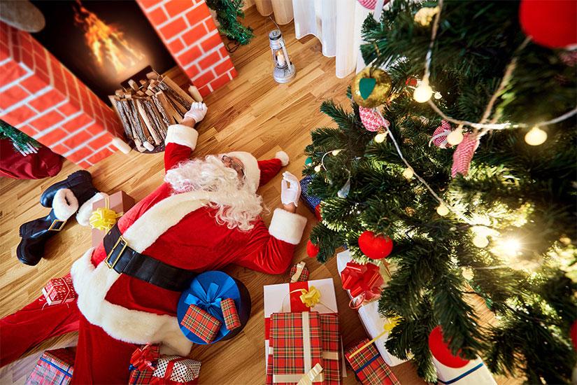 come passare un Natale senza stress