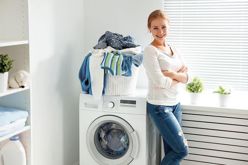 fare la lavatrice dei colorati