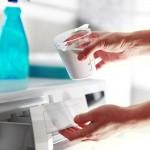 Detersivo lavatrice: come usare la vaschetta e tenerla pulita