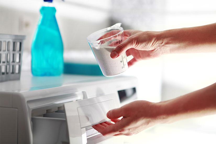 detersivo lavatrice: come usare la vaschetta e tenerla pulita : dr