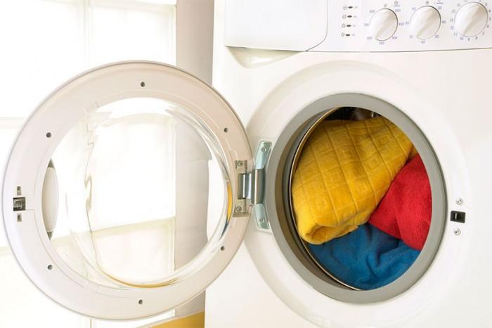 fare la lavatrice bucato misto