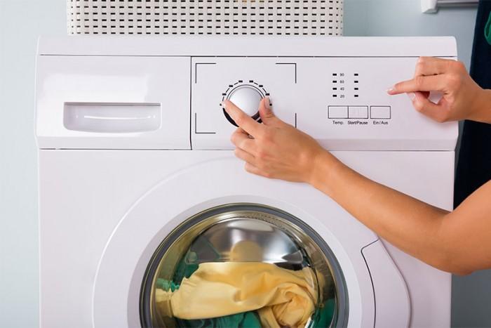 fare la lavatrice programma giusto