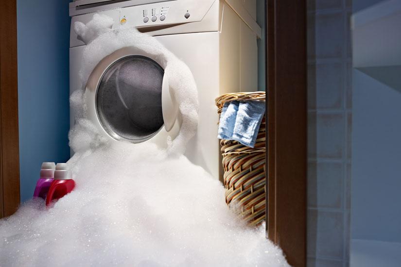 lavatrice guasta con filtro ostruito