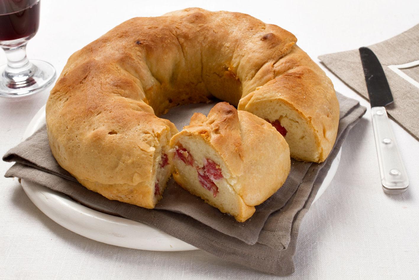 torta di Pasqua napoletana