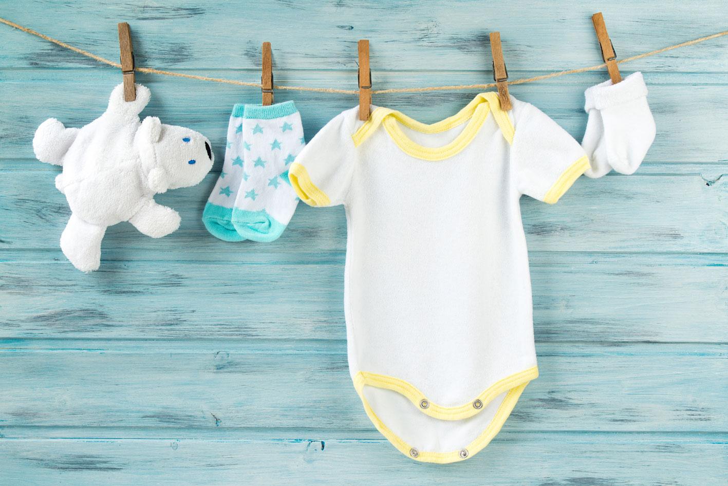 dd6706110c Lavare i vestiti dei neonati eliminare le macchie : Dr. Beckmann Blog
