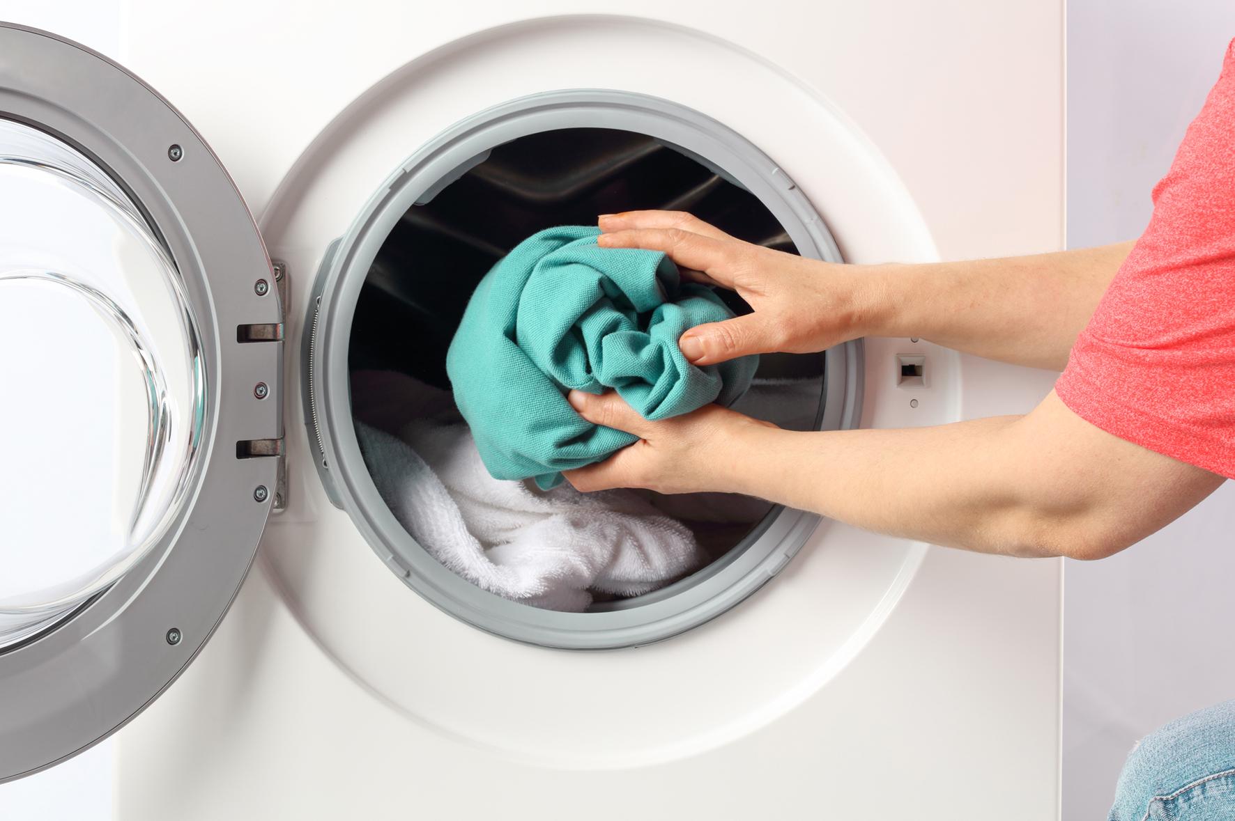filling washing machine