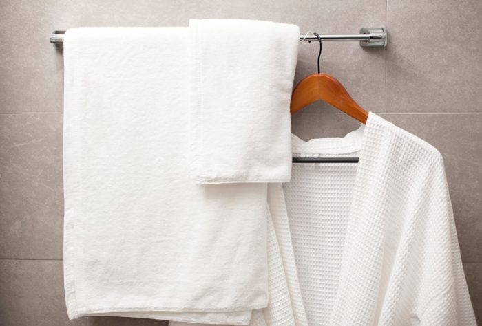 asciugamani morbidi lavatrice