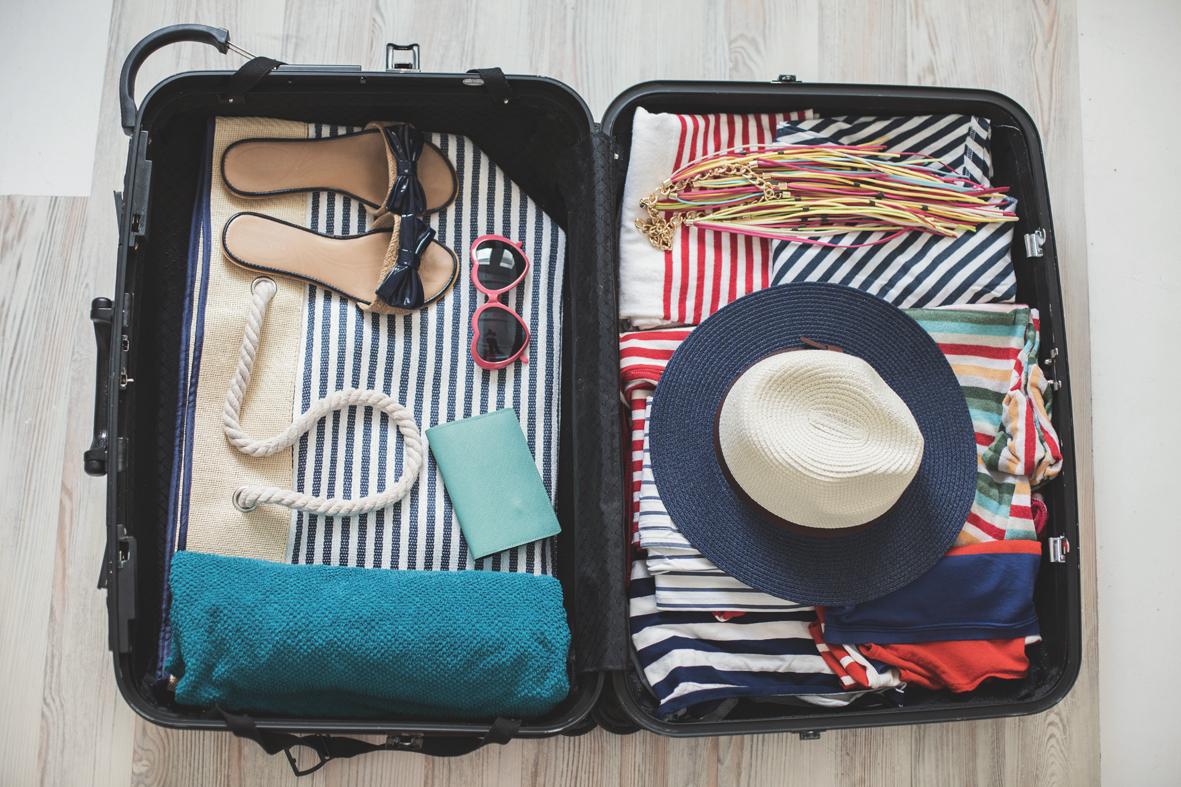 Preparare la valigia perfettamente