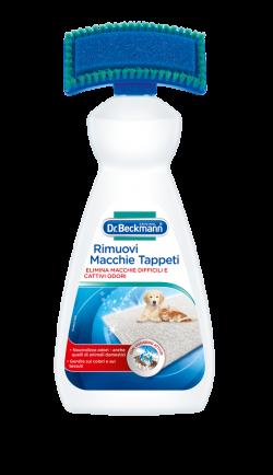 Rimuovi Macchie Tappeti Dr Beckmann