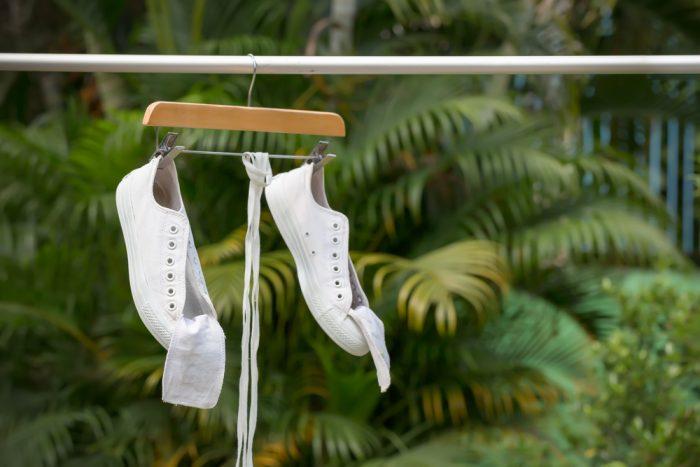 scarpe-ginnastica-asciugatura