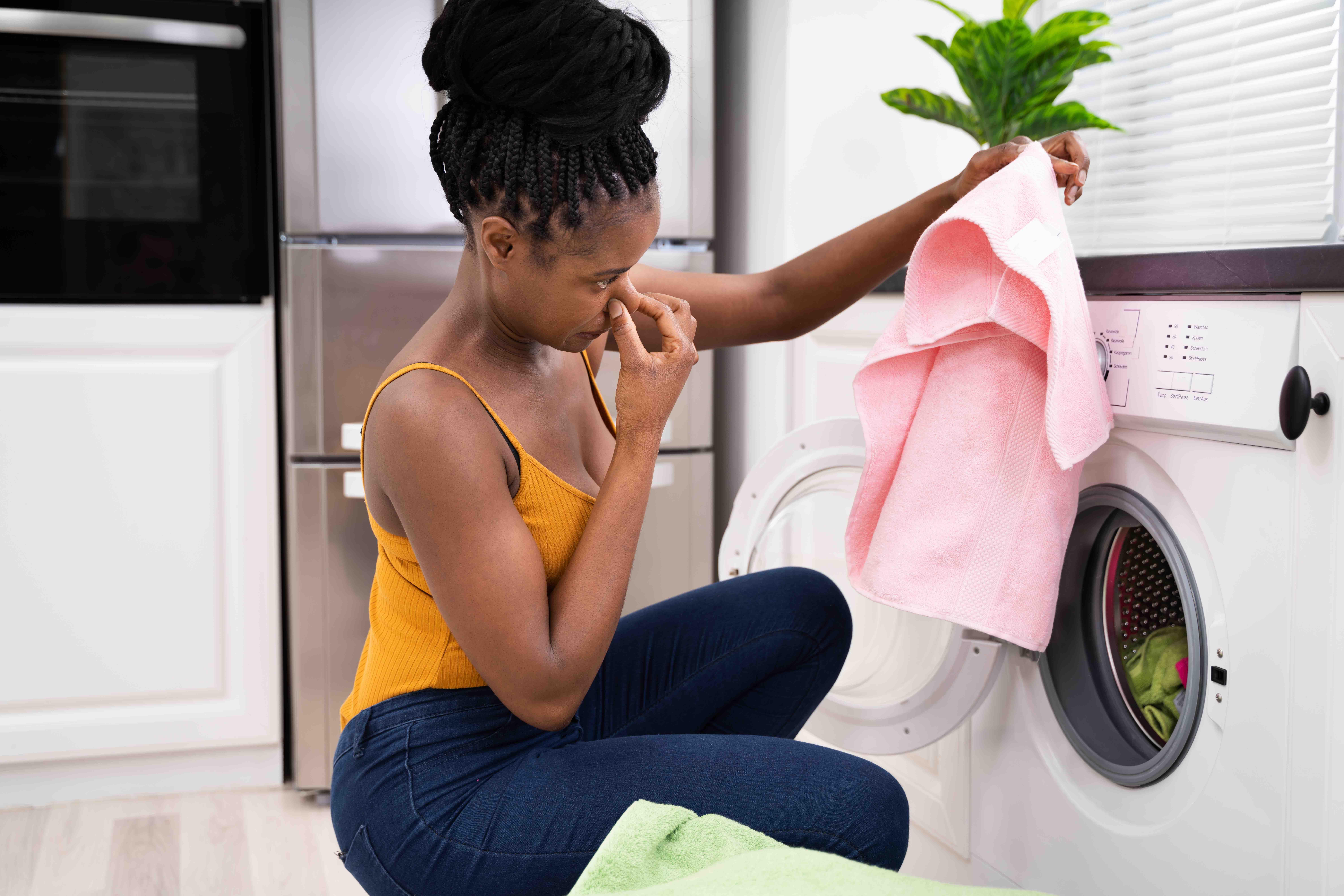 lavatrice che non lava bene il bucato