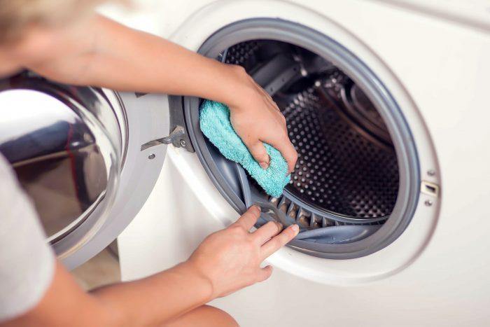 pulire parti interne lavatrice