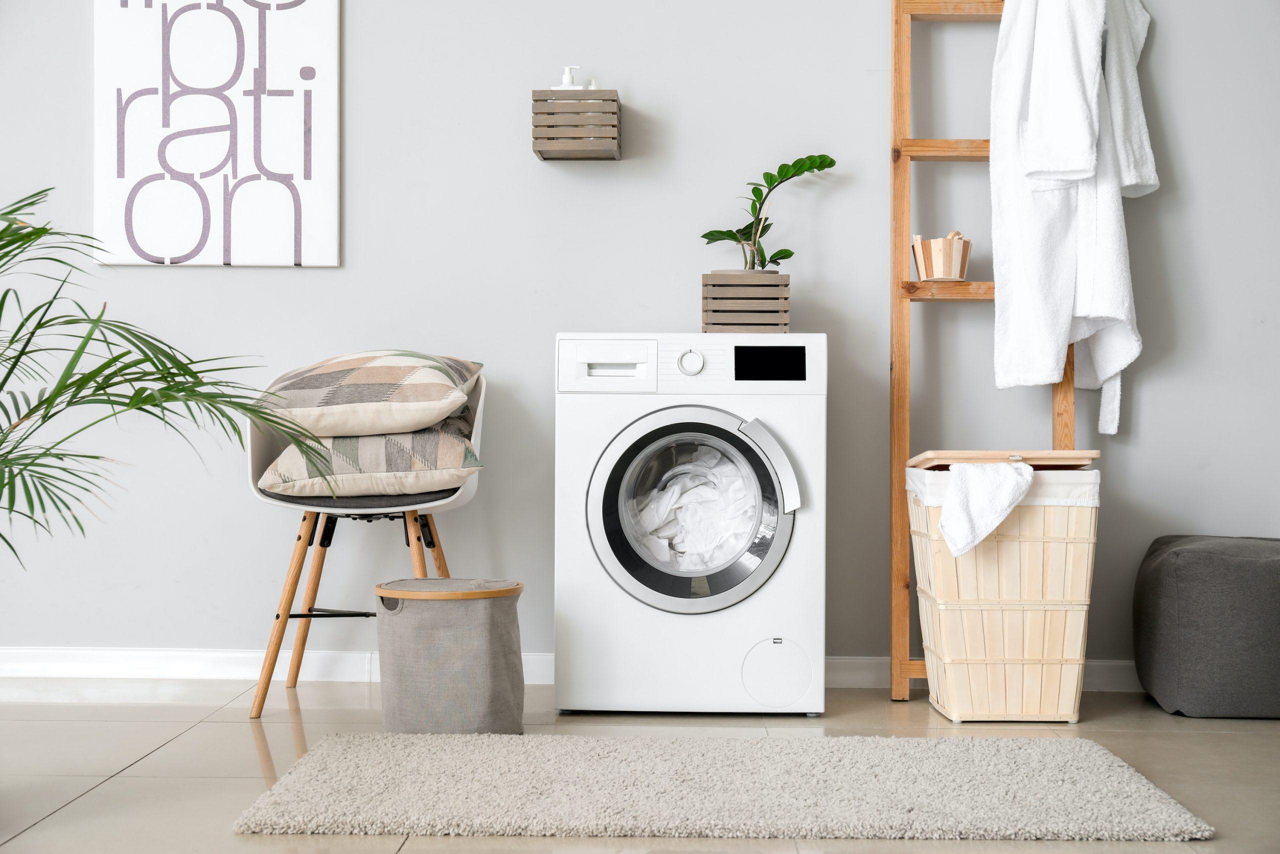 lavatrice pulizia profonda