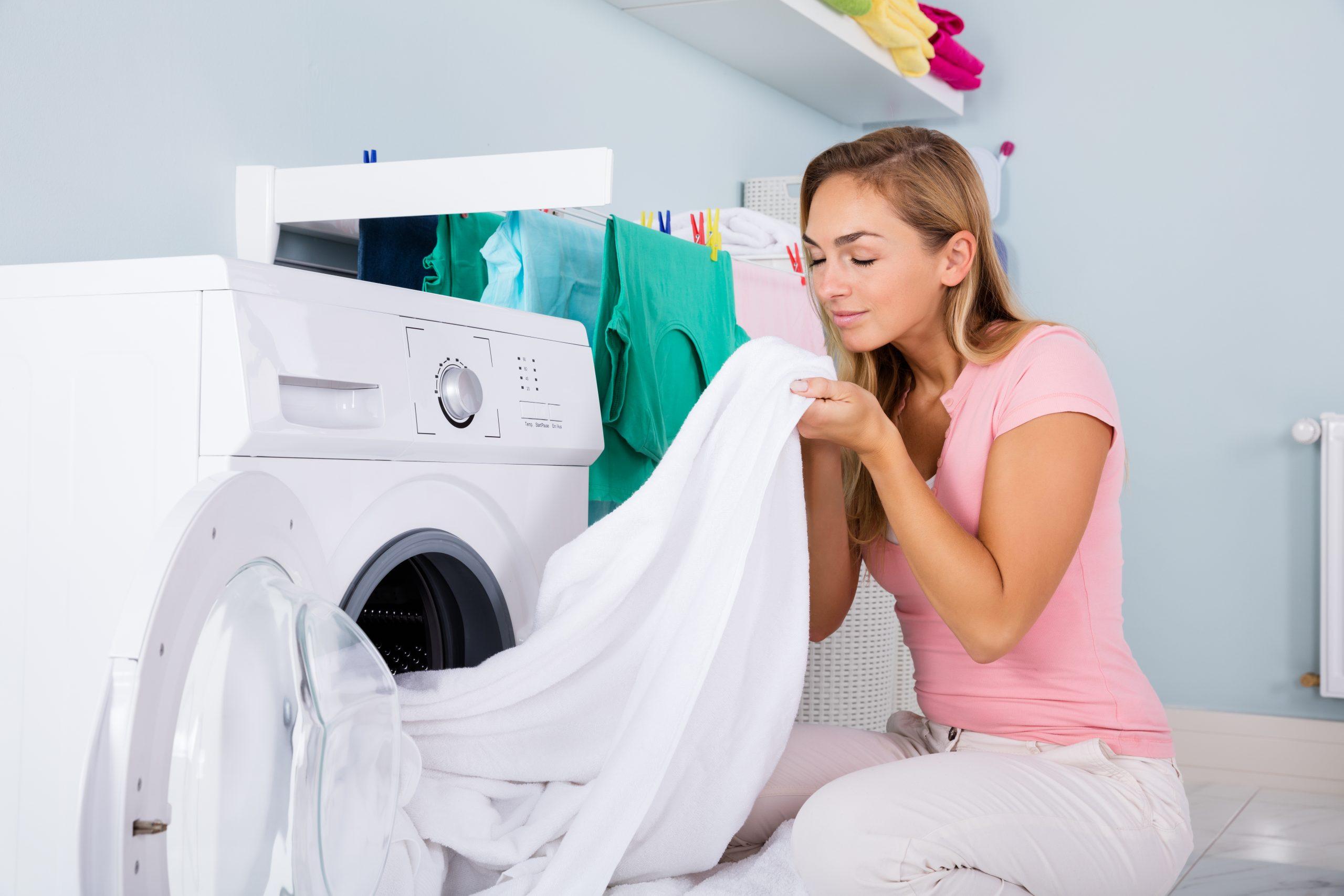 lavare le lenzuola in lavatrice