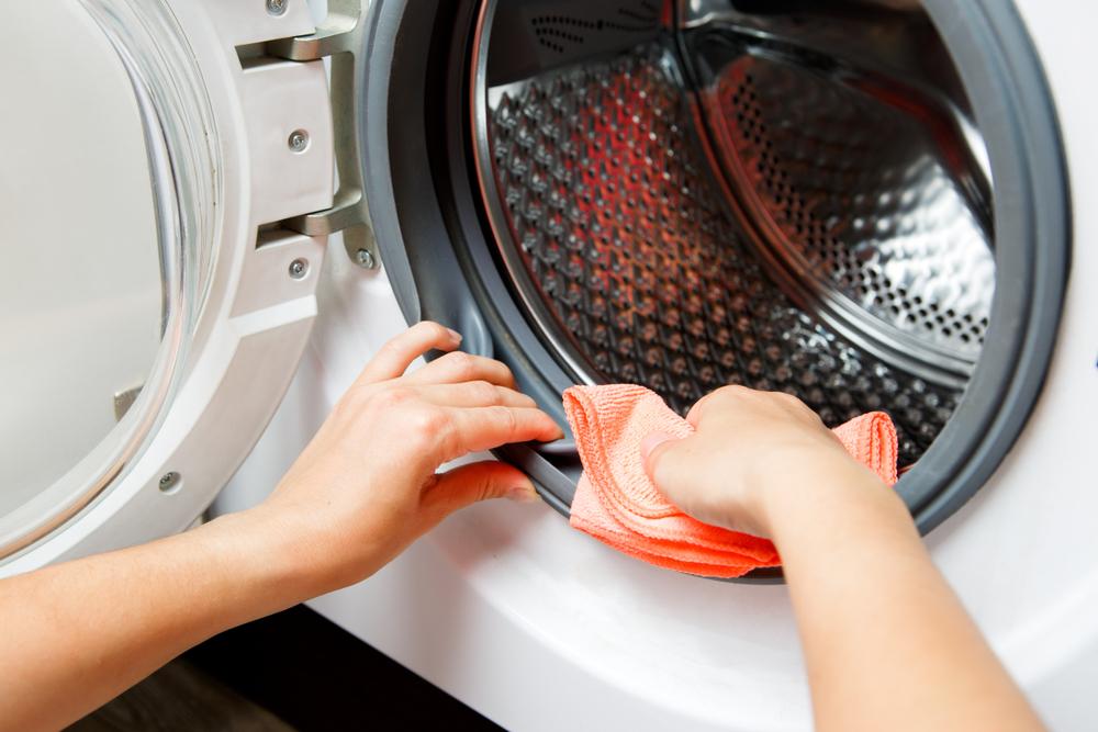 come pulire le guarnizioni della lavatrice