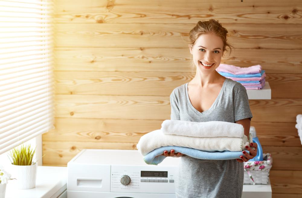 rendere asciugamani morbidi