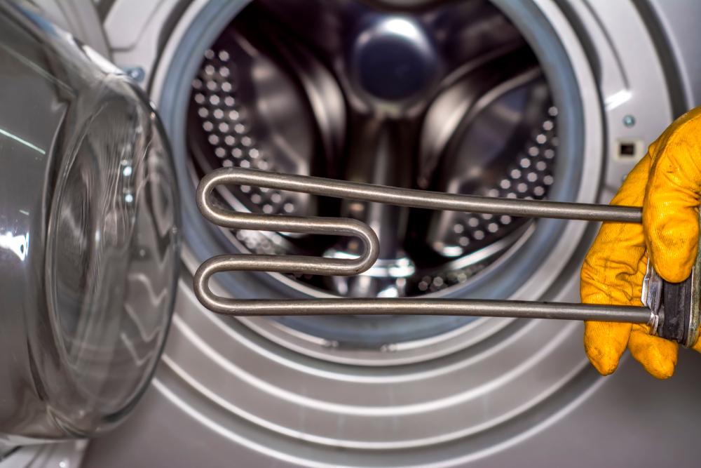 pulire resistenza elettrica lavatrice